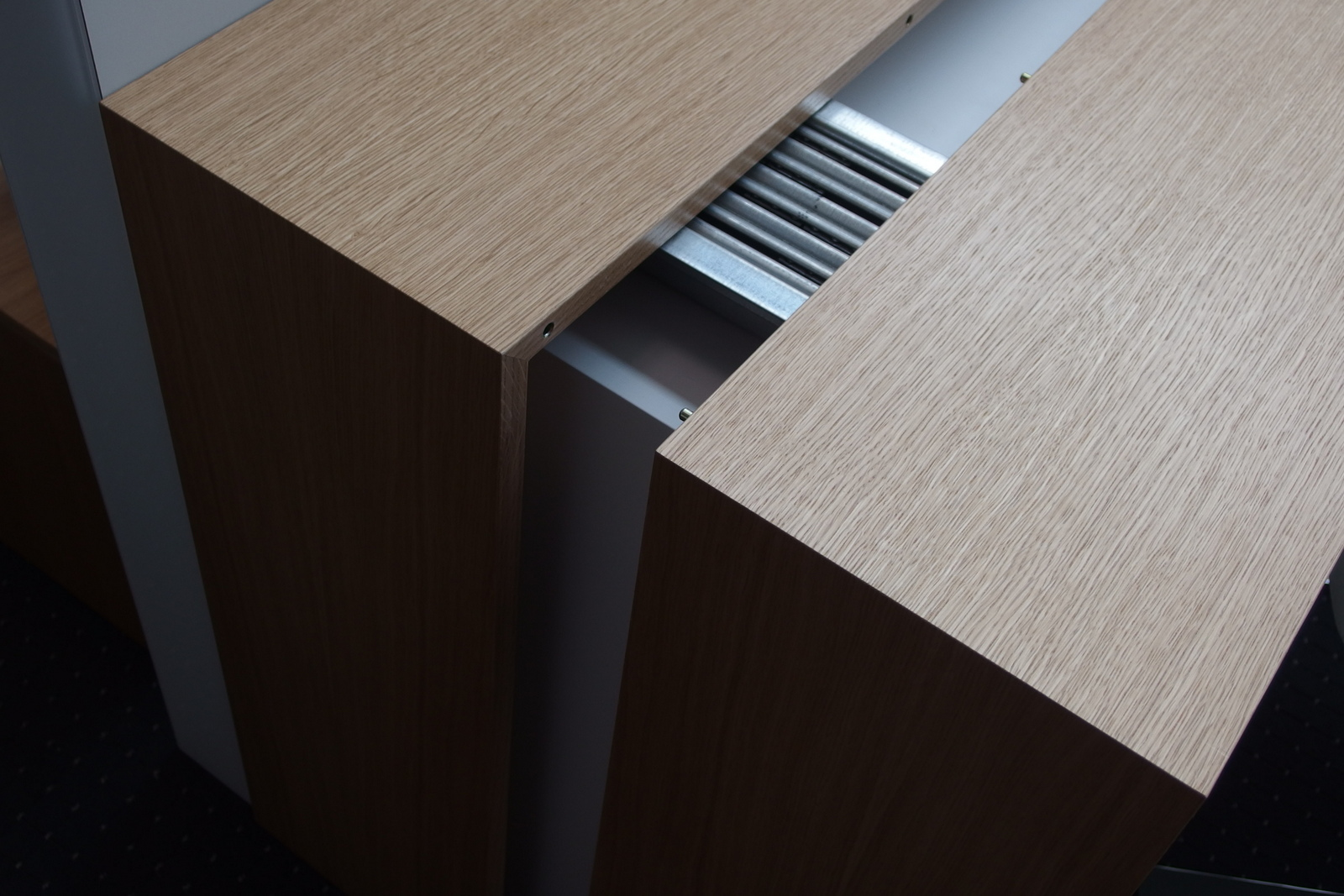 Biurko-konsola IMPACT