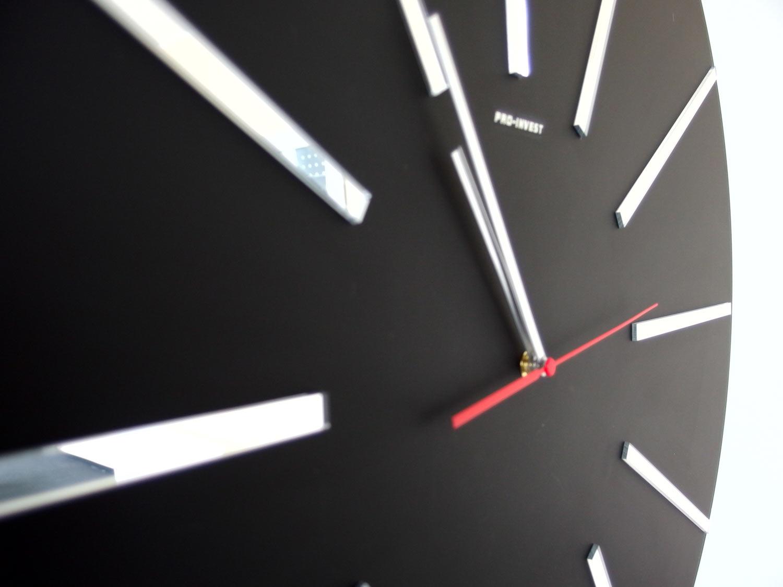 Zegar ścienny - wzór 1