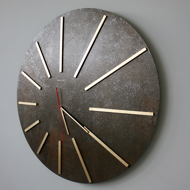 Zegar ścienny - wzór 2
